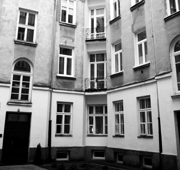 biuro w kamienicy (Śródmieście)